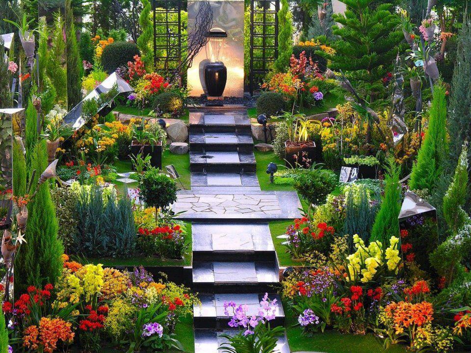 234 Halaman Rumah Yang Elok, Cantik Dan Indah