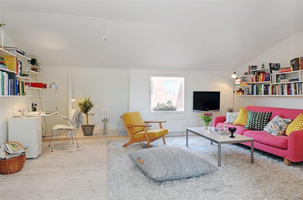 Apartments Decorating 1082 » Desain Apartemen Sederhana dan Cantik