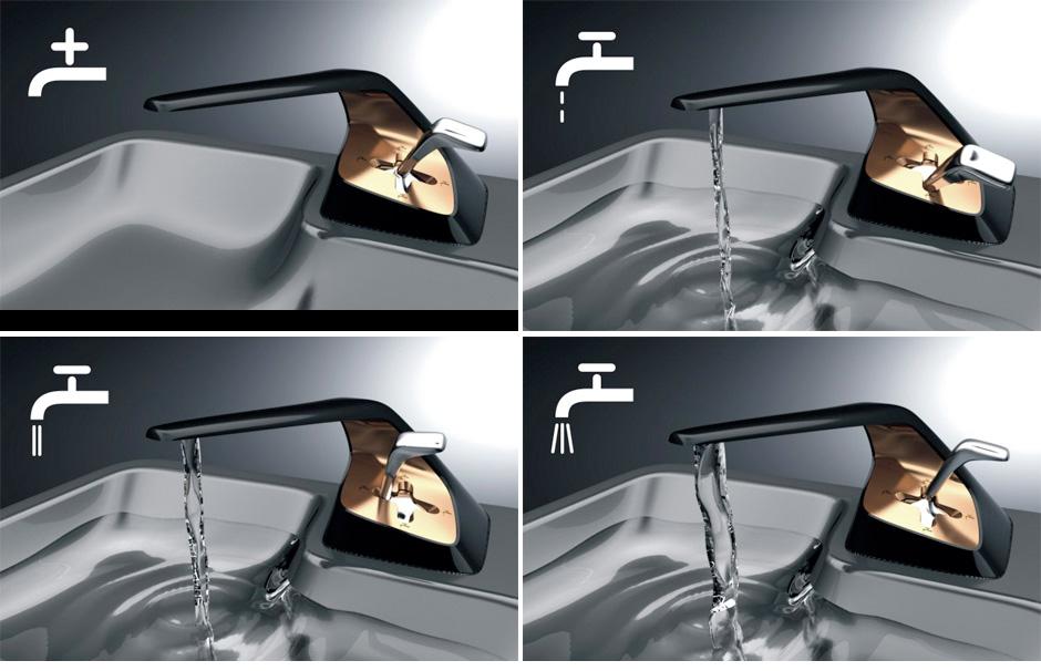 Contoh Desain Keren dan Modern Kran Air Terbaru » Gambar 66 Desain Kran Air Keren dan Modern