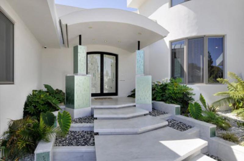 Desain Jalan Pintu Masuk Rumah Modern » Gambar 11 » Konsep Jalan Pintu Masuk Rumah