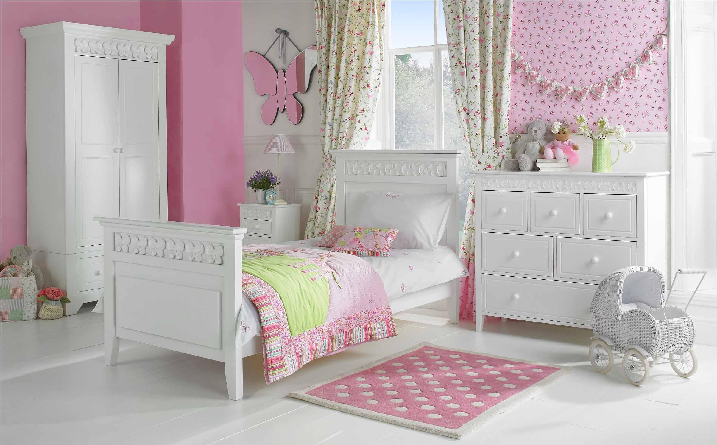 contoh gambar desain kamar tidur anak yang menggemaskan