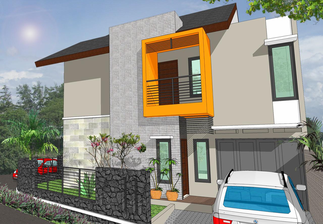 Variasi Desain Rumah Minimalis Modern 2014 | Blog ...