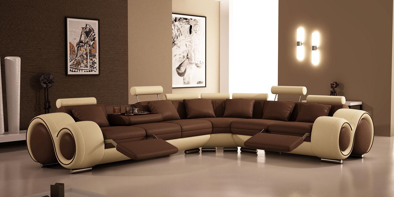Gambar Desain Sofa Modern Luxury » Gambar 10 Percantik Ruang Tamu Anda dengan Sofa Modern