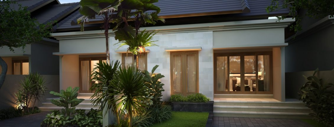 Rumah Residensial Minimalis Type 36