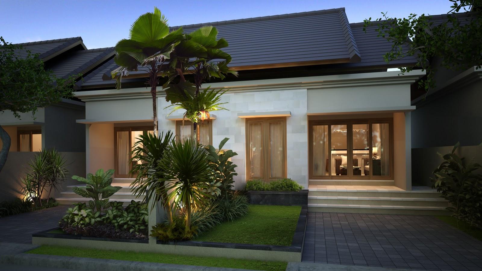 Rumah Residensial Minimalis Type 36 Blog Rumahpropertigratis Com
