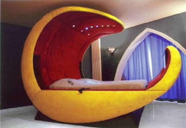 cosmovoide Kamar Tidur Berteknologi Canggih