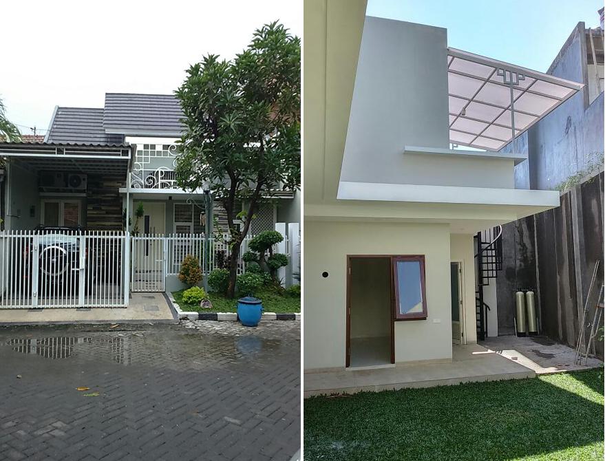 desain tampak depan dan belakang rumah minimalis » Begini Cara Mendesain Rumah Minimalis yang Optimal