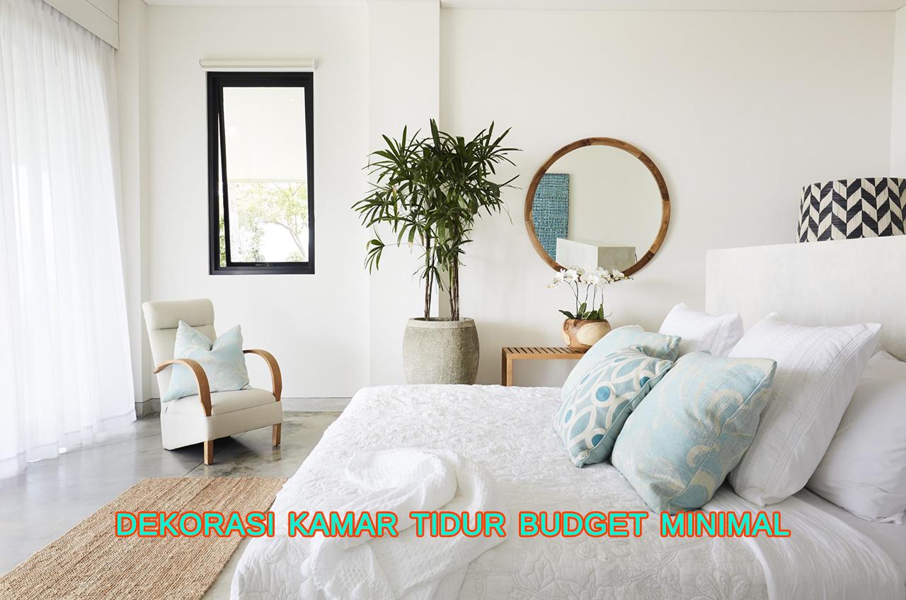 panduan dekorasi kamar tidur budget terbatas » Begini Tips Dekorasi Kamar Tidur dengan Budget Minimal